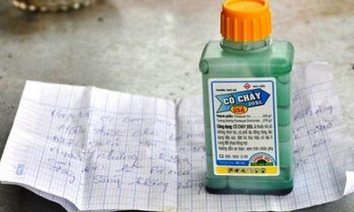 Hãi hùng 5 người uống thuốc diệt cỏ nhập viện Bạch Mai trong một đêm