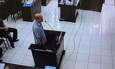 """Cựu Thượng tá Đinh Ngọc Hệ (tức Út """"trọc"""") khai nhờ anh em xã hội mua bằng giả"""