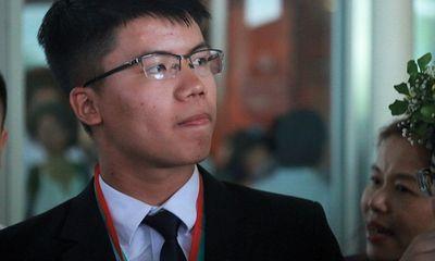Chàng trai vàng của Olympic Vật lý quốc tế: Vừa làm bài xong đã tự tin về đích