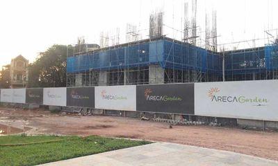 Bắc Giang: Mức xử phạt chung cư Bách Việt Areca Garden có đủ sức răn đe?