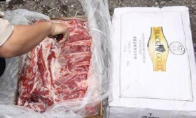 Tổng cục Hải quan thông tin về vụ bán đấu giá gần 170 tấn thịt trâu