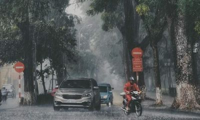 Dự báo thời tiết ngày 2/8: Miền Bắc mưa rào, miền Trung nắng nóng