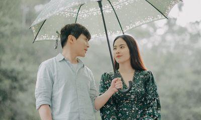 Nam Em tình tứ cùng hot boy xứ Hàn trong phim ngắn