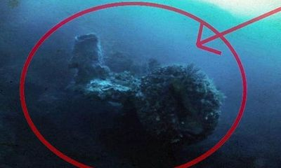 Thợ săn UFO tuyên bố tìm thấy tàu vũ trụ của người ngoài hành tinh ở dưới Tam giác quỷ Bermuda