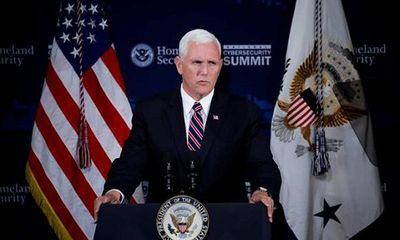 Phó tổng thống Mỹ tiết lộ kế hoạch lập