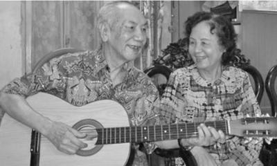 Nhạc sĩ Hoàng Giác: Mãi mơ hoa mối tình thơ thành tri kỷ