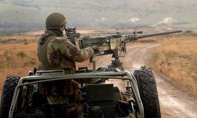 Xạ thủ Anh hạ thủ lĩnh IS bằng duy nhất 1 phát đạn ở khoảng cách 2,4km