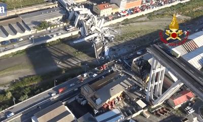 Video: Toàn cảnh vụ sập cầu Genoa và quá trình cứu hộ