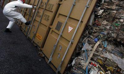 Ba Lan gửi trả Anh 1.000 tấn rác thải nhập lậu