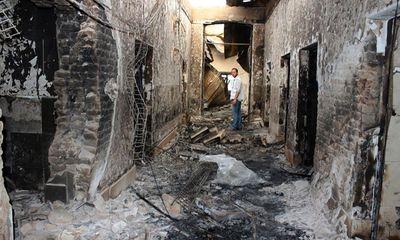 Afghanistan: Đánh bom tự sát tại trung tâm giáo dục, hơn 60 người thương vong