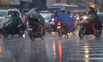 Dự báo thời tiết ngày 18/8: Cả nước mưa to gió lớn, cảnh báo lũ ở miền núi phía Bắc
