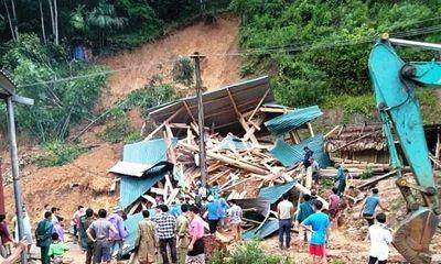 Thanh Hóa: Hàng nghìn căn nhà ngập trong