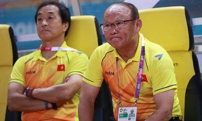 HLV Park Hang Seo nói về kịch bản Olympic Việt Nam gặp Olympic Hàn Quốc