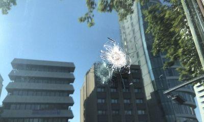 Đại sứ quán Mỹ tại Thổ Nhĩ Kỳ bất ngờ bị nã đạn