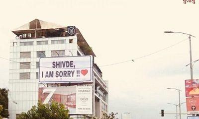 Dùng 300 biển quảng cáo để xin lỗi bạn gái, chàng thanh niên phải nhận kết quả khó ngờ