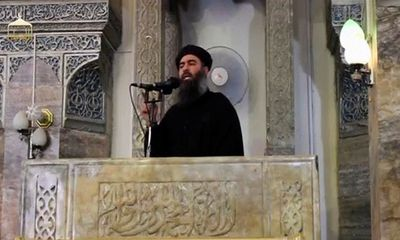 Thủ lĩnh tối cao IS bất ngờ xuất hiện sau tin đồn bị tiêu diệt