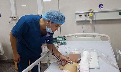 Quảng Bình: Cứu sống bé trai 10 tháng tuổi bị áp xe não hiếm gặp