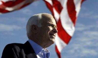Thượng nghị sỹ Mỹ John McCain ngừng điều trị ung thư não do di căn quá nặng