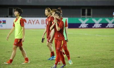 Tuyển nữ Việt Nam dừng bước ở tứ kết ASIAD 2018 sau thất bại trên chấm 11m