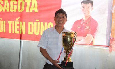 Bố trung vệ Bùi Tiến Dũng dự đoán Việt Nam thắng Hàn Quốc 2-1