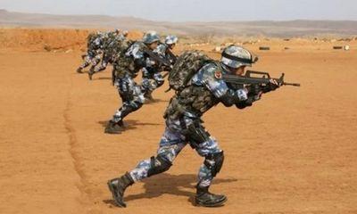 Trung Quốc tài trợ kinh phí xây dựng trại huấn luyện quân sự cho Afghanistan