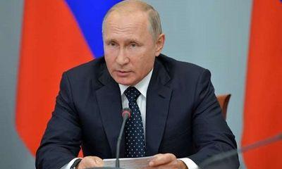 Ông Putin bất ngờ sa thải 15 tướng lĩnh Nga trước cuộc tập trận lịch sử