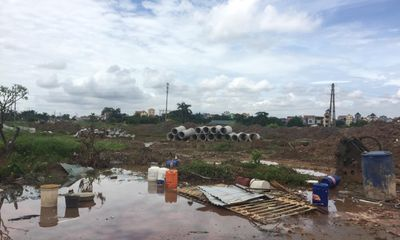 Cận cảnh dự án Như Quỳnh Diamond Park rao bán khi chưa đủ điều kiện