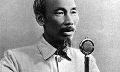 Nước Việt Nam Dân chủ Cộng hòa ra đời (2/9/1945) - Biểu tượng của khát vọng hòa bình, độc lập, tự do