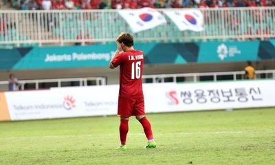 Highlights Olympic Việt Nam vs Olympic UAE: Nỗi tiếc nuối trên chấm 11m