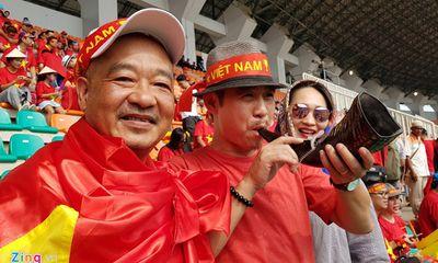 Ủng hộ Olympic Việt Nam, cổ động viên