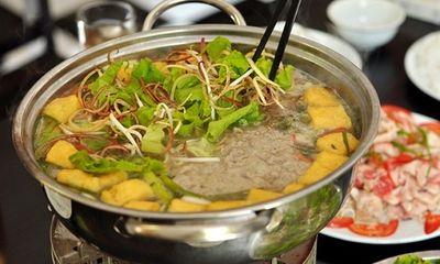 Món ngon mỗi ngày: Lẩu riêu cua sườn sụn cho cả nhà sum họp ngày 2/9