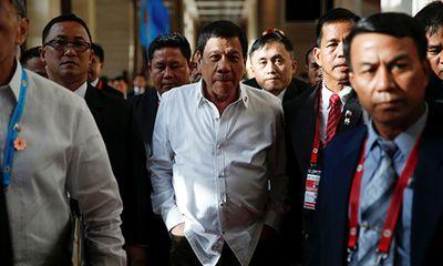 Sau 2 năm, Tổng thống Philippines gửi xin lỗi ông Obama