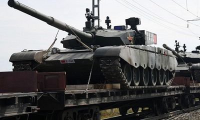 Lý giải việc Trung Quốc đưa 3.200 binh sĩ và 30 chiến đấu cơ tới cuộc tập trận lịch sử của Nga