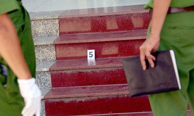 Vụ cướp ngân hàng ở Khánh Hòa: Nhân chứng kể lại phút đối mặt tên cướp