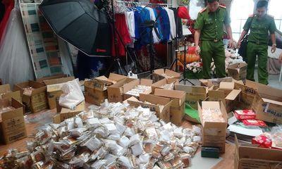 Cần Thơ: Phát hiện 3.600 bánh trung thu không rõ nguồn gốc