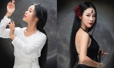 Video: Vợ ca sĩ Việt Hoàn bất ngờ cover nhạc phim