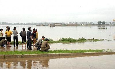 Triều Tiên: Lũ lụt nghiêm trọng khiến 76 người chết, hàng ngàn người vô gia cư