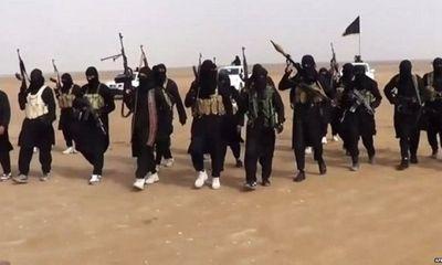 Hơn 1.000 tay súng IS bị quân đội Syria vây khốn trên núi lửa