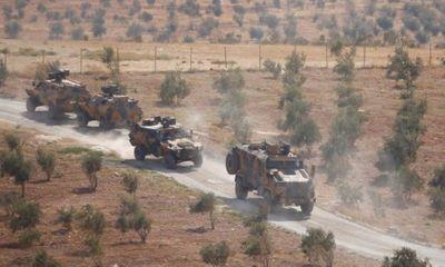 Đàm phán với Nga và Iran thất bại, Thổ Nhĩ Kỳ đưa gần 300 xe quân sự tới Syria