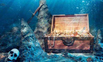 Phát hiện con tàu đắm chứa kho báu 385 nghìn tỷ đồng