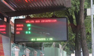 Nhà chờ xe buýt hiện đại của TP.HCM có gì đặc biệt?
