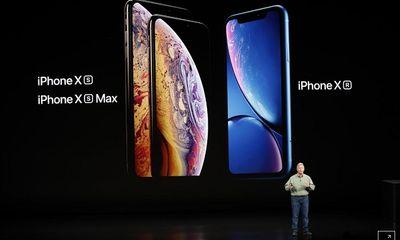 Apple ra mắt mẫu iPhone cấu hình và kích thước