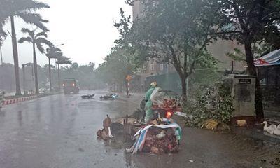 Ứng phó khẩn cấp bão số 6 và mưa lũ