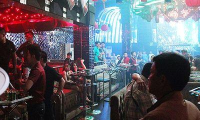 Đột kích quán bar tại TP. HCM, phát hiện 20