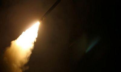 Phòng không Syria bắn chặn nhiều tên lửa Isarel nã vào sân bay thủ đô