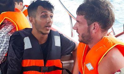 Giải cứu du khách người Anh đi lạc, mắc kẹt 2 ngày ở bán đảo Sơn Trà