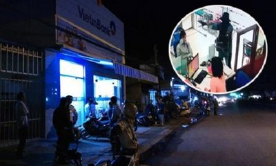 Vụ cướp ngân hàng ở Tiền Giang: Nguyên tắc ứng phó khi gặp đối tượng có vũ khí
