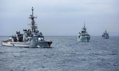 NATO đưa chiến hạm áp sát bờ biển Syria: Sắp có
