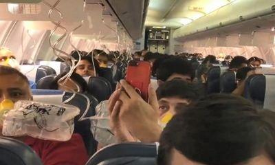 Hành khách chảy máu mũi, tai vì phi hành đoàn quên bật điều áp trong khoang
