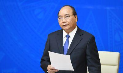 Thủ tướng: Phải có 'kỷ luật sắt' trong triển khai Chính phủ điện tử